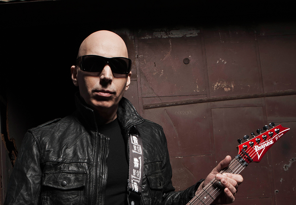 JOE SATRIANI + OLI BROWN
