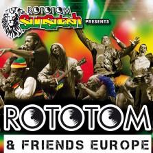 ROTOTOM & FRIENDS EUROPE