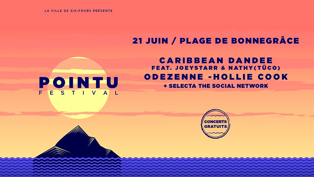 POINTU FESTIVAL 2016 @ PLAGE DE BONNEGRÂCE